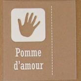 Onglet priplak «Pomme d'amour»