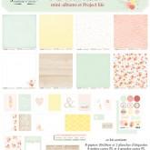 Kit So Mint : mini-album et project life