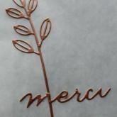 Feuille adhésive – couleur cuivre métal