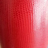 Skivertex 300×300 mm adhésive – rouge