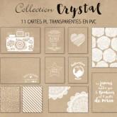 Crystal cartes PL – blanc