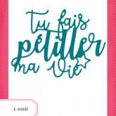 Dies «Pétiller»