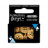 Boutons «Cappuccino»