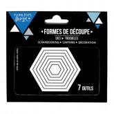 Die «Hexagones basiques»
