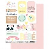Planche d'étiquettes Tenderling Mila
