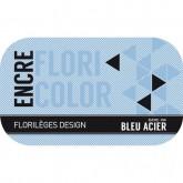 Encre bleu acier