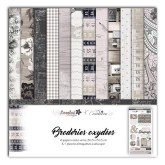 Pack collection « Broderies oxydées »