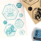 Tambours hexagones