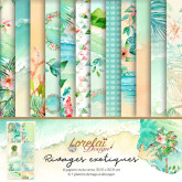 Pack «Collection rivages exotiques»
