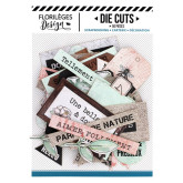 Die-cuts LA MAISON DE JEANNE