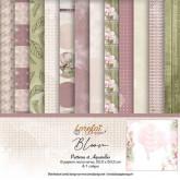 Pack «Patterns et Aquarelles Bloom»