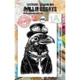 Dashing crow #445