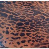 Tissu adhésif – écaille marron