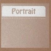 Onglet priplak «Portrait»