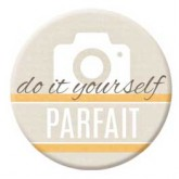 Badge Do it Yourself – Collection «Crochetin'»