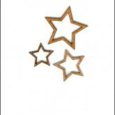Étoiles évidées